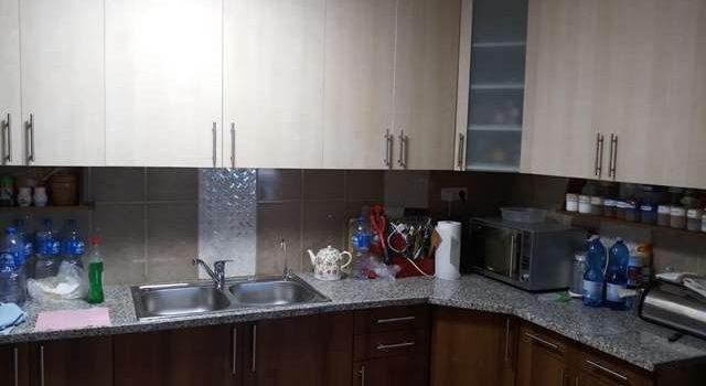 דירה למיכרה ברחוב בר אילן - מטבח